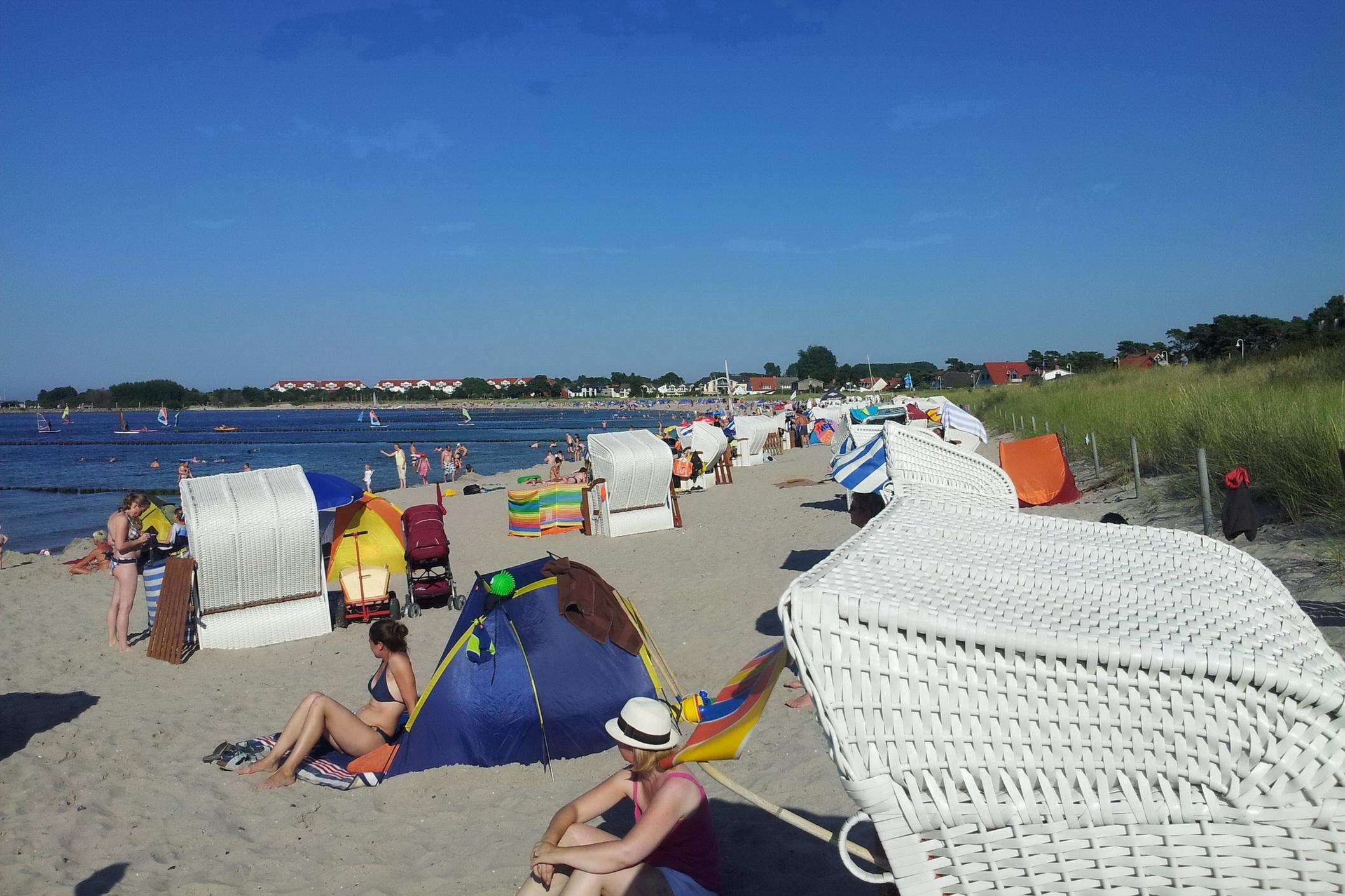Ferienhaus Ostseedüne Rügen Glowe Strand
