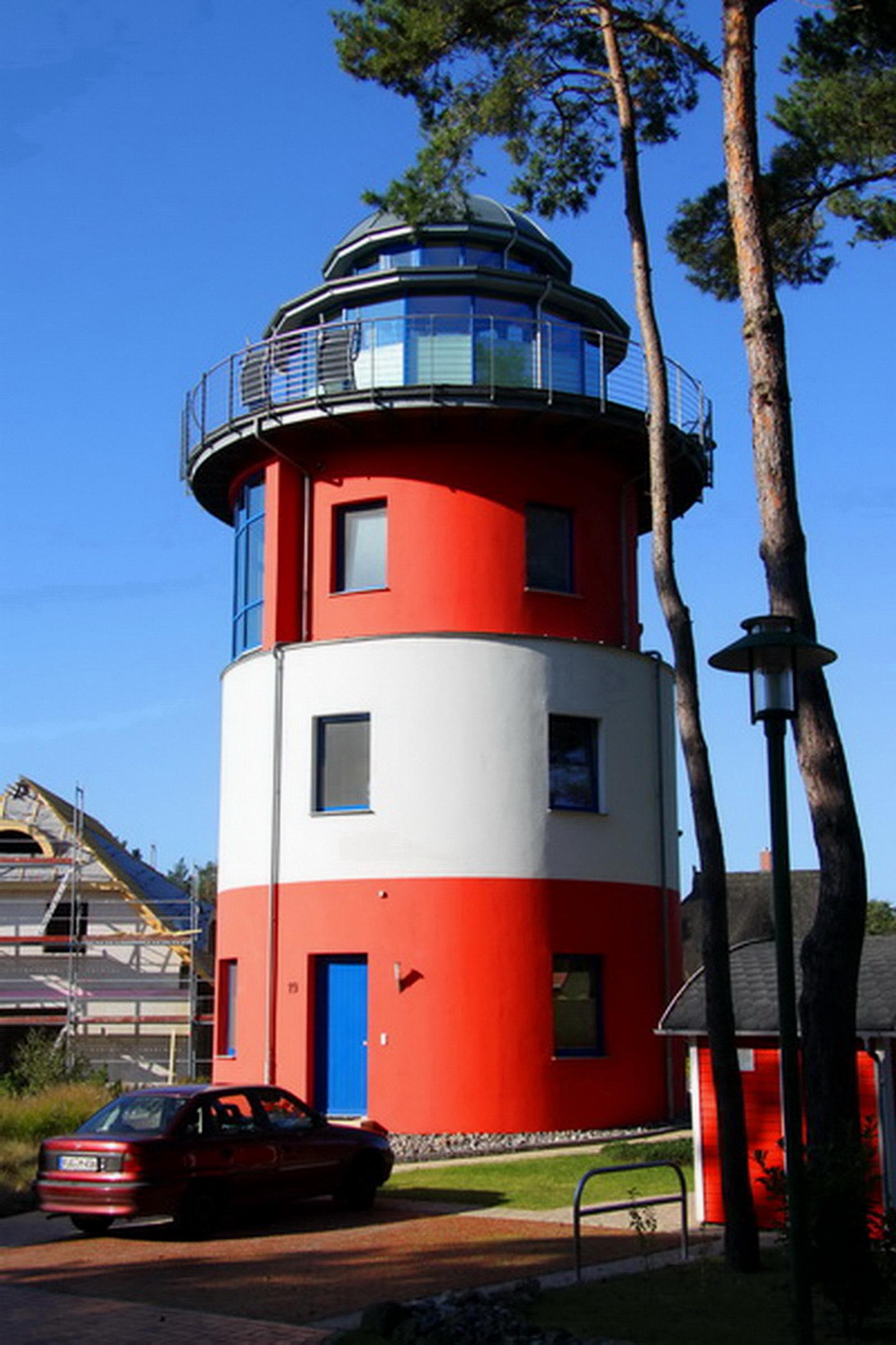 Ferienhaus Ostseedüne Rügen Glowe Leuchtturm