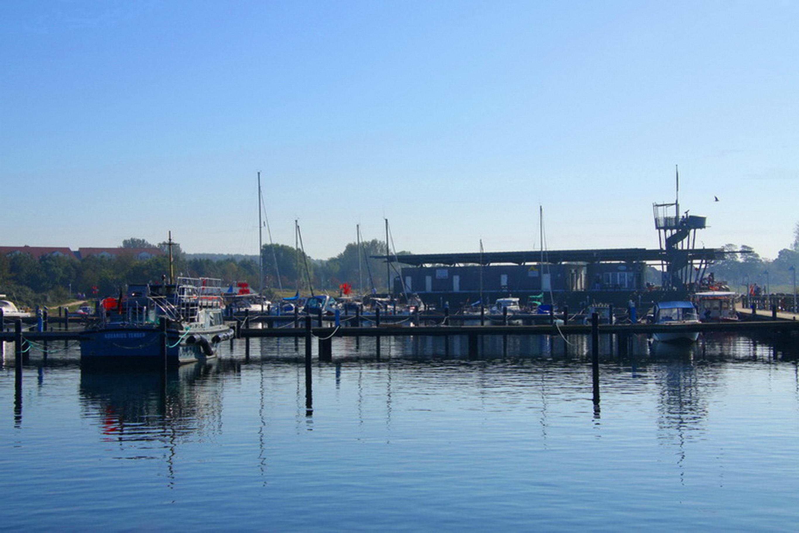 Ferienhaus Ostseedüne Rügen Glowe Hafen